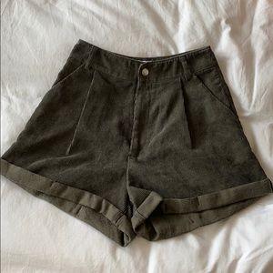Princess Polly Applewood Shorts